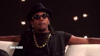 Trinidad James Talks Uptown Funk, Favorite Sneakers and Atlantas Hip-Hop Scene on SKEE TV