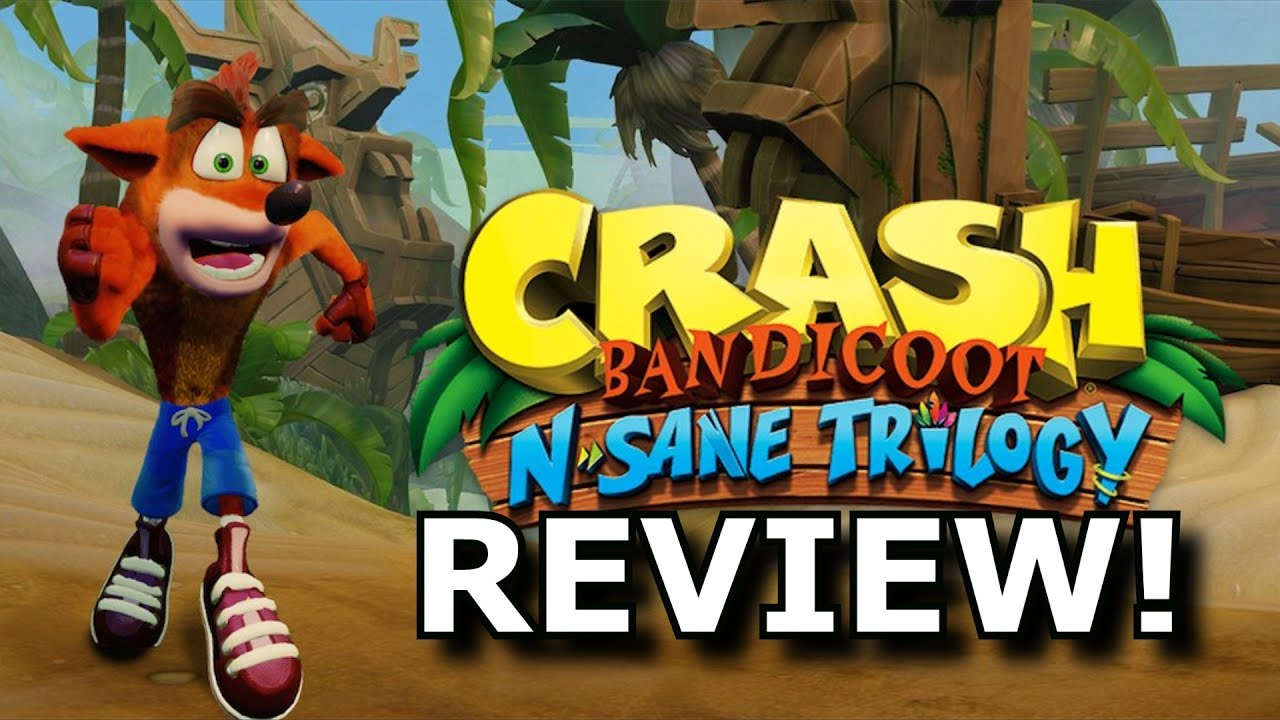 Crash Bandicoot N. Sane Trilogy review, PS4: A classic reborn