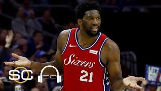 NBA film study: Joel Embiid's versatility poses a matchup nightmare for the Celtics | SC with SVP