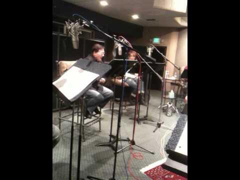 Futurama 100th Episode Recording Session