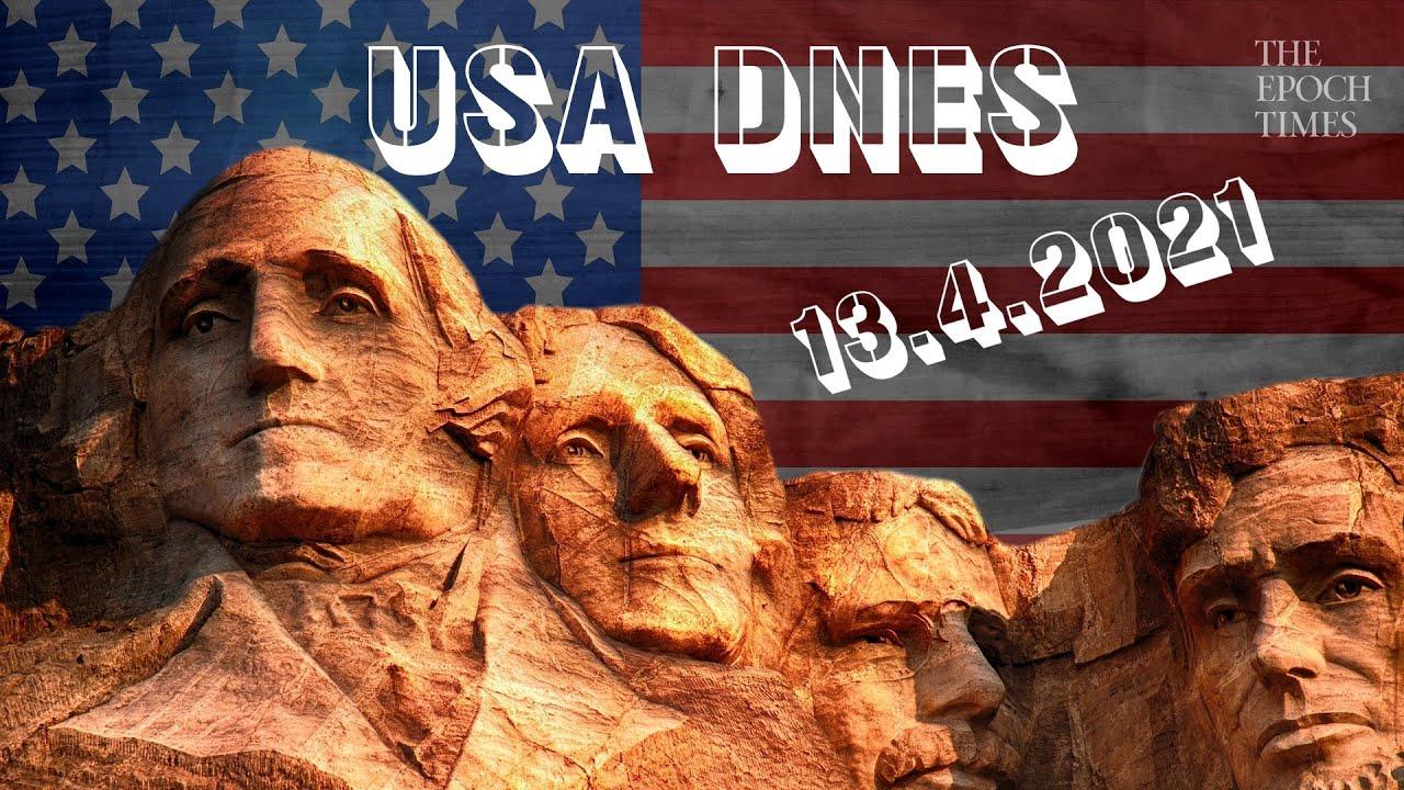 Události v USA: 13. dubna 2021