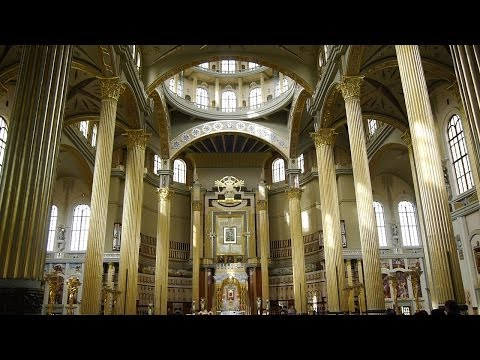 Tour of Basilica of Our Lady in Licheń, The Largest Church in Poland,