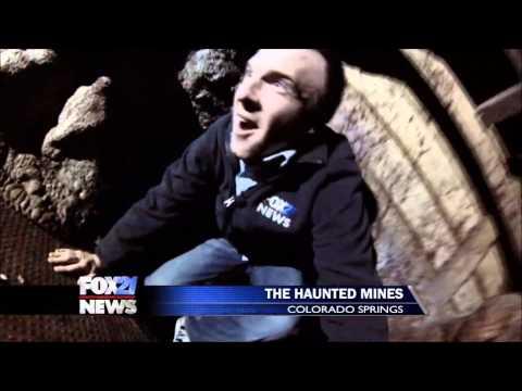 John Martin Explores The Haunted Mines (Part 1)