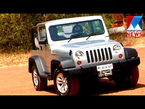 Modified Mahindra Major Jeep Fasttrack Old Episode