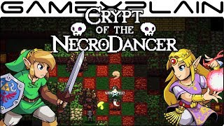 What is Crypt of the Necrodancer? Preparing for Cadence of Hyrule!
