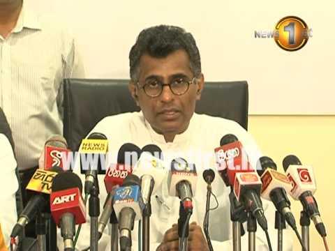 Champika Ranawaka assumed duties as Minister of  Power and Energy