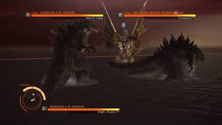 Godzilla PS4 - Online Battles Livestream (13 January 2019)