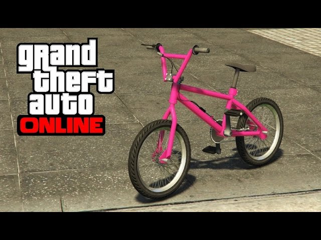 Gta 5 Online How To Change A Bike S Color Youtube