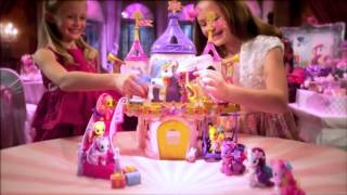 My Little Pony Canterlot Wedding Toy & Playset (TV Commercial)