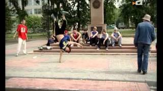 """""""Разные"""", док. фильм о красноярских неформалах, 2008 г"""