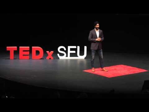 Filter Your Truth   Manny Bahia   TEDxSFU
