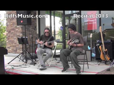 Temecula Guitar Lessons | Riffs Music Lessons