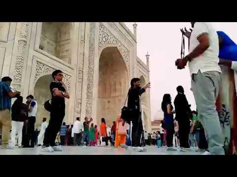 XIAOMI REDMI 2 - Timelapse at Taj Mahal, India