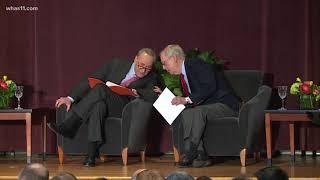 US Senate leaders together in Louisville