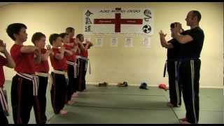 Grimsby Freestyle Kickboxing Club - Immingham Class