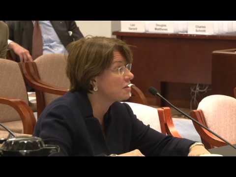 Senator Amy Klobuchar (D-MN) Testimony