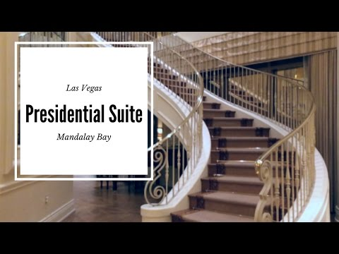 Presidential Suite Tour in Las Vegas Mandalay Bay