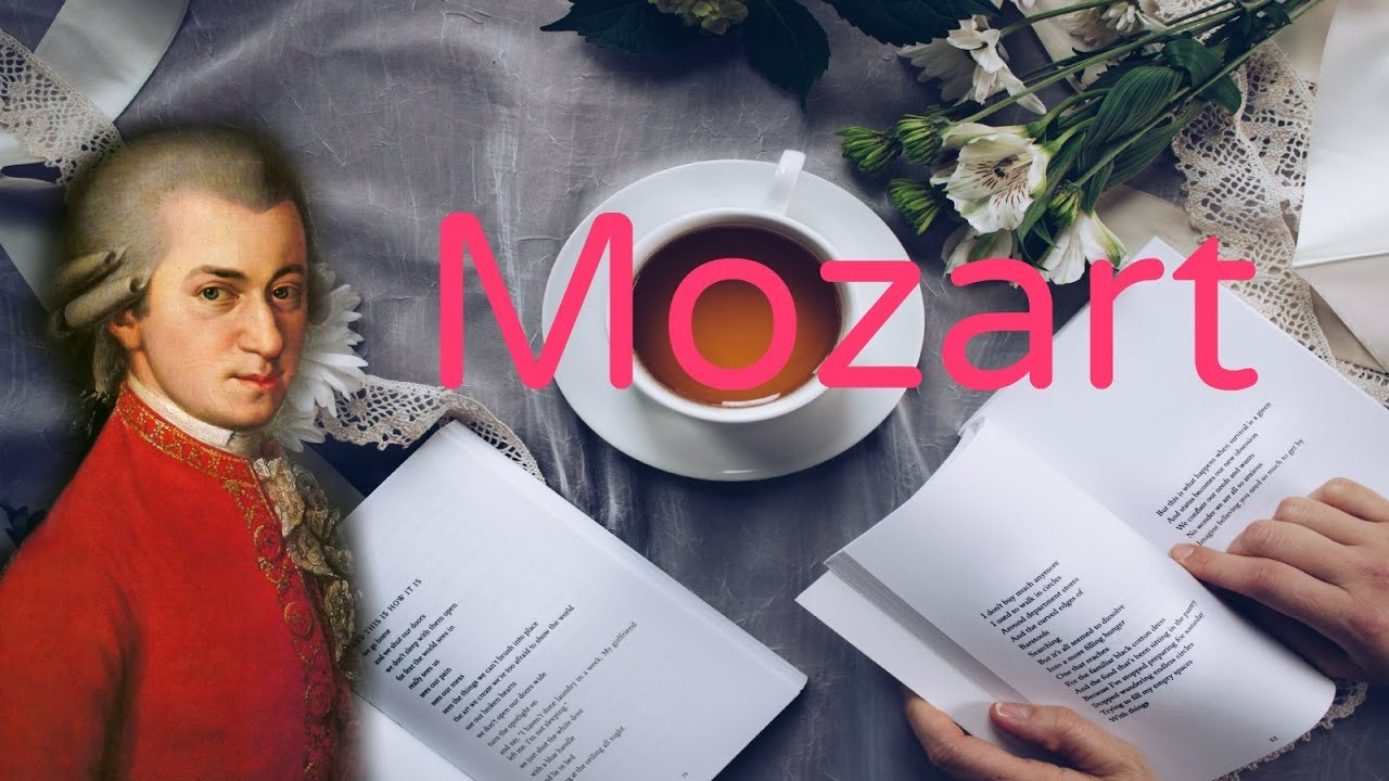 Mozart Two Hours Of Soothing Music For Relaxation Studying Mozart Effect Youtube