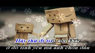 Đừng Khóc Nữa Em nhé Karaokel Beat -Twind