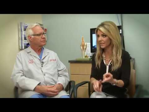 Indianapolis' Fox59 Discusses Meniscus Replacement | Active Implants |  NUsurface Meniscus Implant