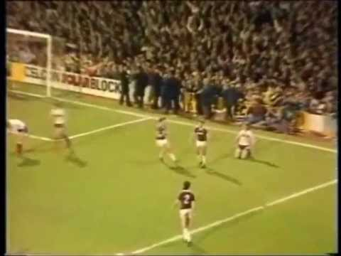 West Ham United V Ipswich Town 2-1 30th April 1986