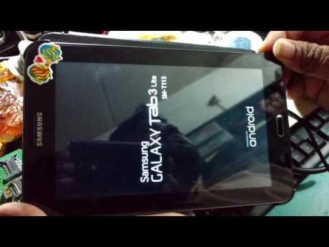 How To Hard Reset Samsung Galaxy Tab 3 T113 By Milon Vai
