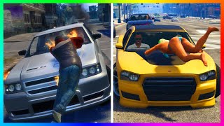 GTA 5 VS GTA 4 - 10 EPIC GRAND THEFT AUTO 4 FEATURES THAT ARE MISSING & NEEDED IN GTA 5/GTA ONLINE!