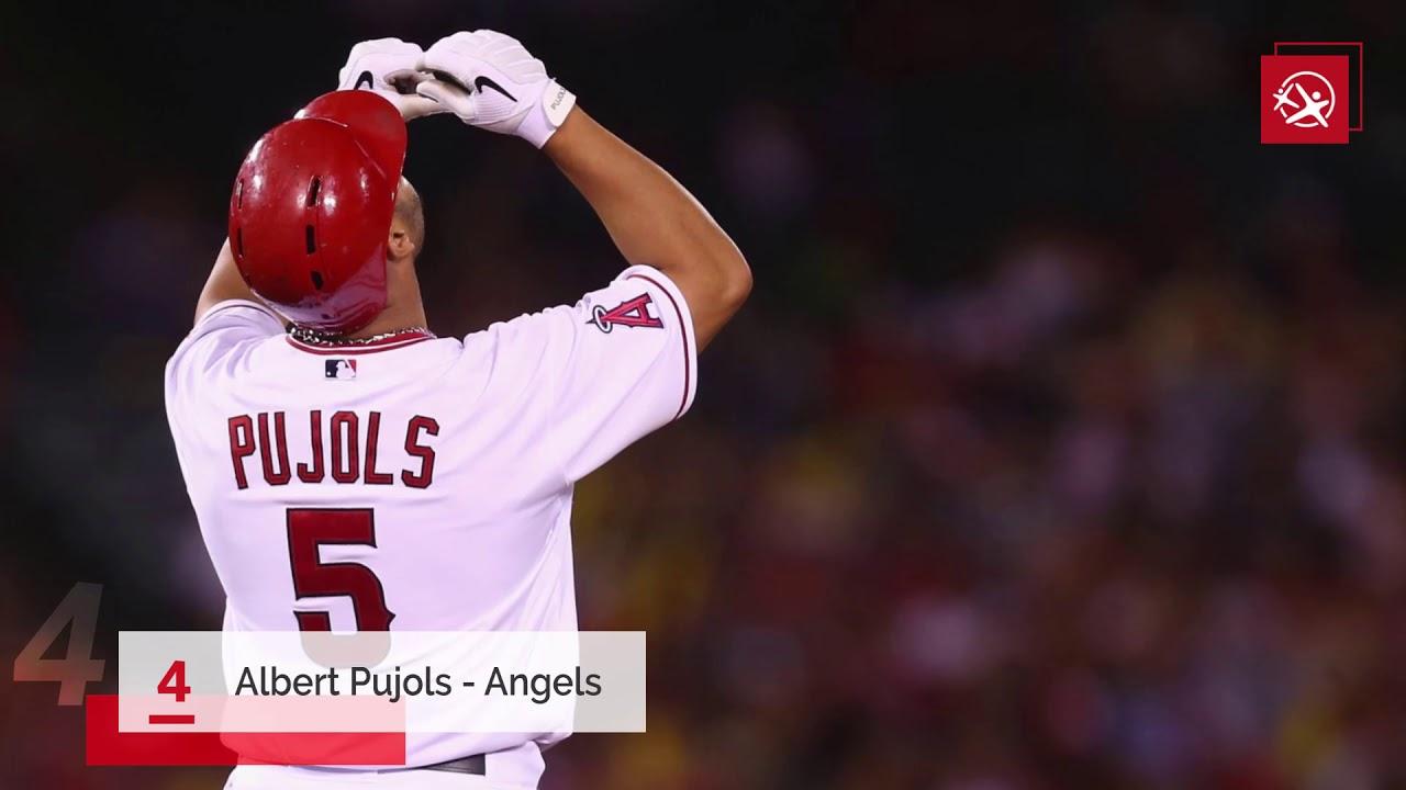 Top Latino MLB Designated Hitter