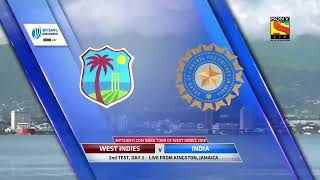 India vs West Indies 2nd Test Day 3 Full Highlights 2019