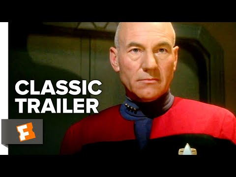 Star Trek: Generations (1994) Trailer #1 | Movieclips Classic Trailers