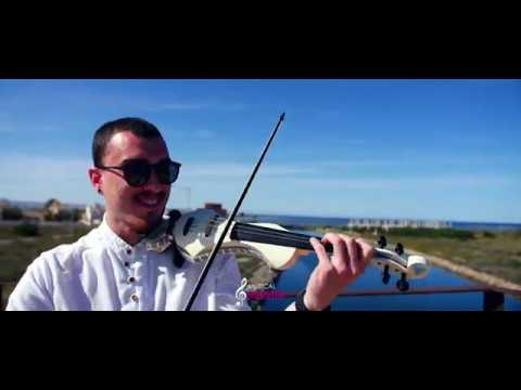 Calma | Violin Electrico | PedroCapo | Musical Mastia | Musica Bodas