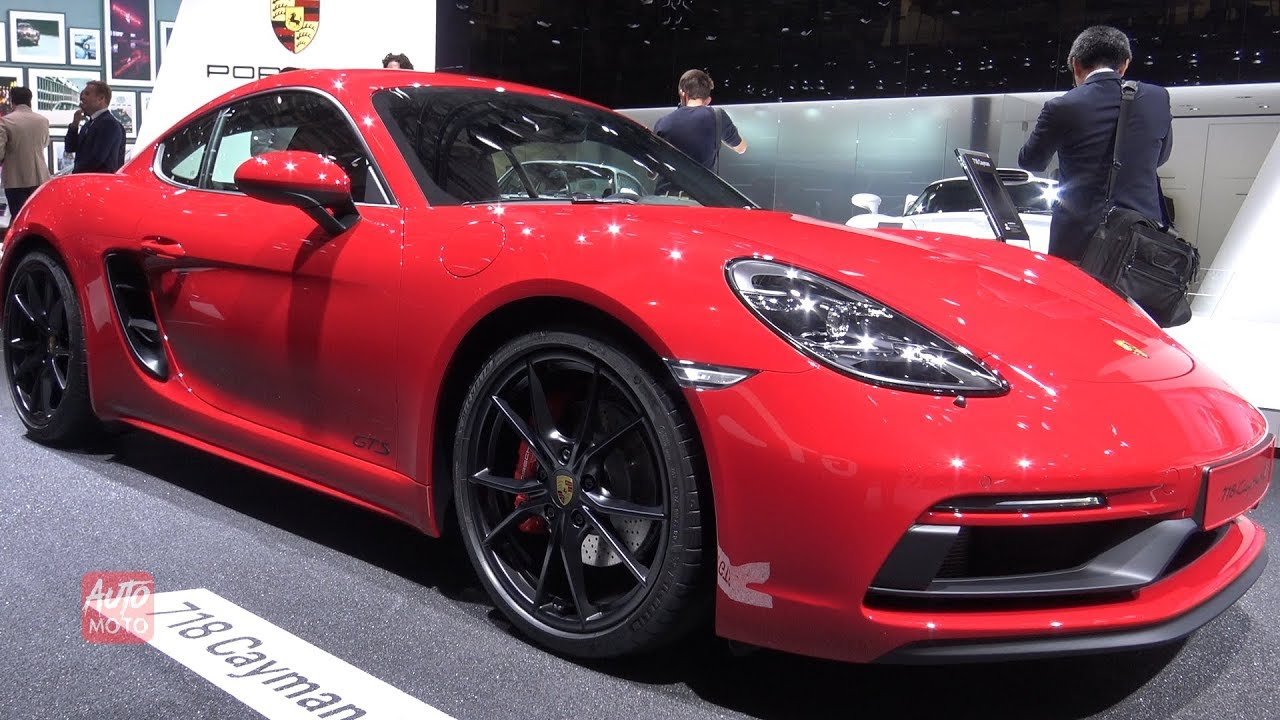 Image result for Porsche 718 Cayman GTS
