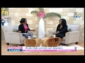'Return of Sana': Sanaipei Tande opens up about her music and relationships