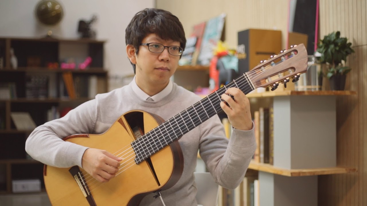 encouragement by jeremy choi original for classical guitar solo youtube. Black Bedroom Furniture Sets. Home Design Ideas