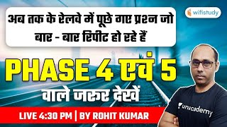 RRB NTPC Phase 4 & 5 Special   GK/GS Important Questions by Rohit Kumar screenshot 3