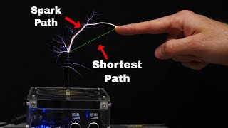 Why Doesn't Lightning Take The Shortest Path?