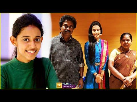 Super Singer Priyanka Family and Friends Photos | Vijay TV