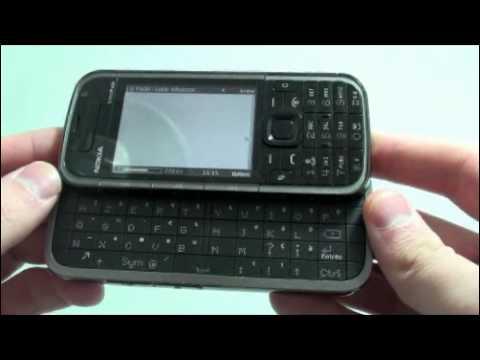 Nokia 5730 XpressMusic - Démonstration, prise en main et test