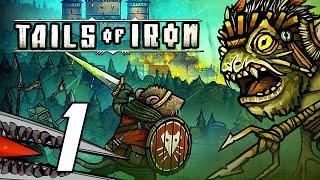 Tails of Iron - Full Game Gameplay Walkthrough Part 1 - Geralt of Rivia Narrates (PS5)