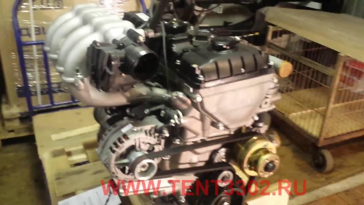 Двигатель ЗМЗ 405.22 на ГАЗель (Евро 2) - YouTube