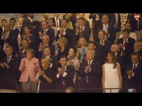 G20 LIVE Konzert in der Elbphilharmonie - CONCERT LIVE HALL HAMBURG -  Marina Ber