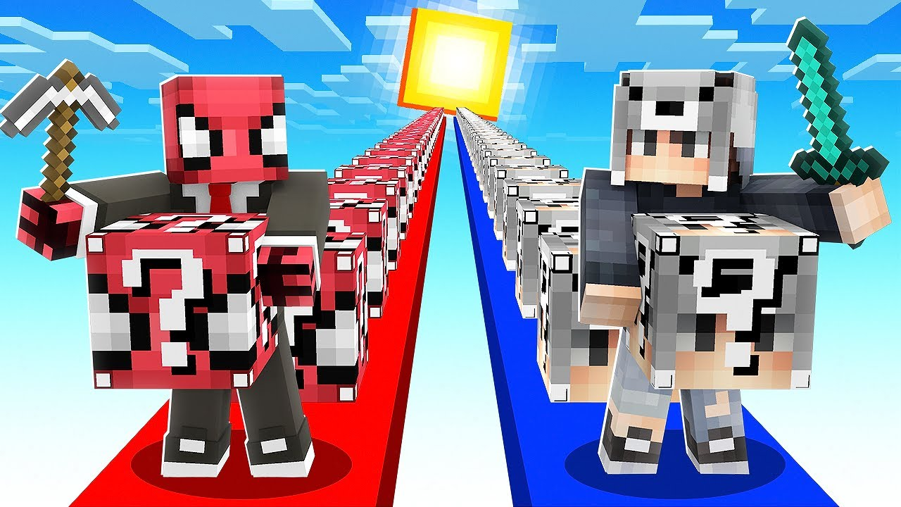 Download FERİTED VS DEADPİES ŞANS BLOKLARI - Minecraft