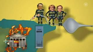 """Nach der Krise ist vor der Krise! - Wie die EZB mit €-Milliarden die Profite der Banken """"garantiert"""""""