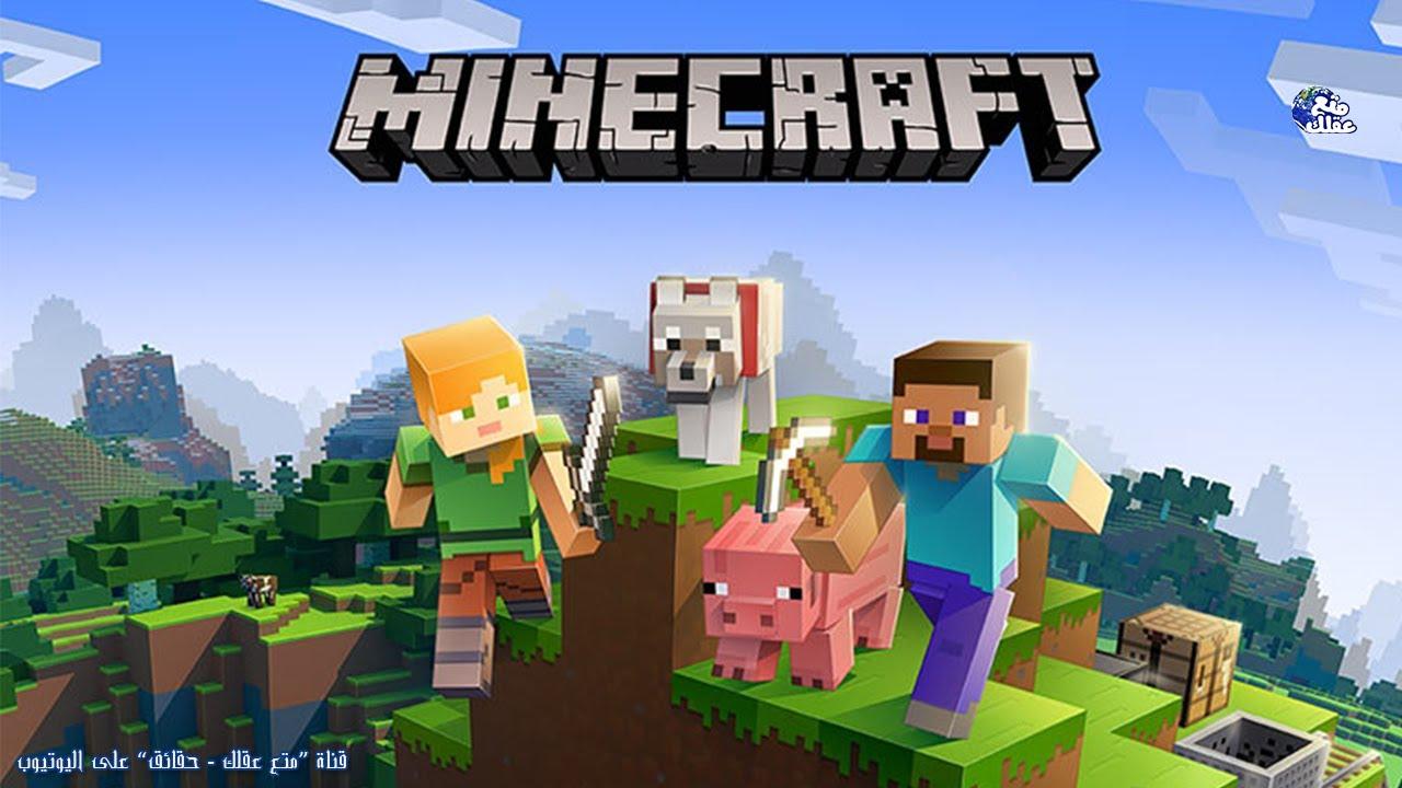 20 حقيقة لا تعرفها عن لعبة ماينكرافت | Minecraft - انجح لعبة فى التاريخ !