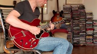 1966 Gibson ES-335, cherry, Part2
