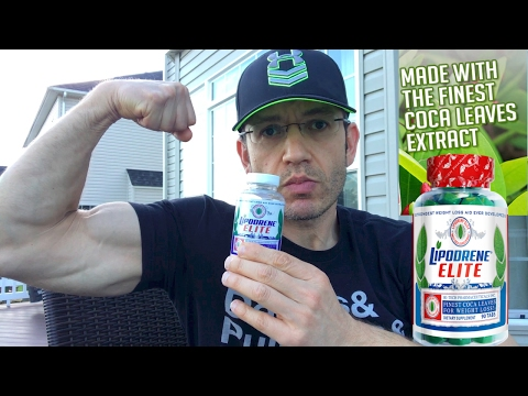 Lipodrene Elite Review - Coca Leaves & Real Life Exprience!