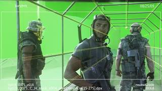 Avatar(2009)-VFX Breakdown By ChrisHardman(Digital Artist)