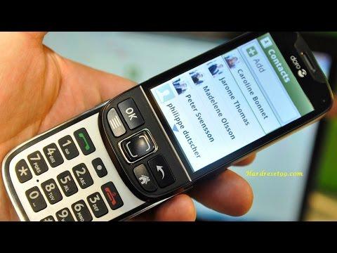 Doro PhoneEasy 740 Hard reset, Factory Reset & Password Recovery