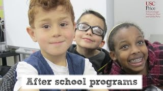 "A celebration of after school programs featuring Imagine Dragons' ""..."