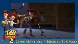 [Fandub] Toy Story 2 - Сцени Woody і Джессі VF